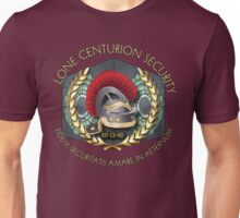 Lone Centurion Security Unisex T-Shirt