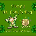 St Patty's Day is coming up! by bicyclegirl