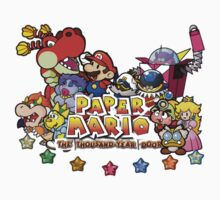 Paper Mario: The Thousand Year Door Kids Clothes