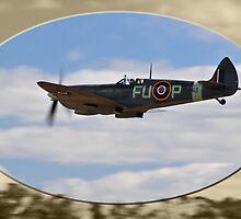 Spitfire by bazcelt