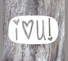 LOVE U by AdriZarate