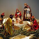 The Adoration of the Magi by MarjorieB
