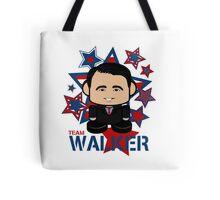 Team Walker Politico'bot Toy Robot Tote Bag
