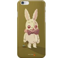 Evil Easter Bunny iPhone Case/Skin