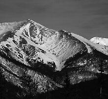 Monarch Pass, Colorado by Carl M. Moore