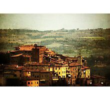 *old town* Photographic Print