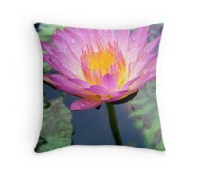 I Stand Alone, but Tall. Throw Pillow