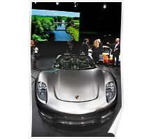 World Premier viewing of the new Porsche 918 Spyder  Poster