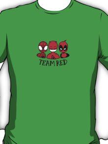 Team Red T-Shirt