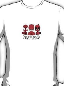 Team Red T-Shirt