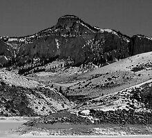 Lake City Colorado Range by Carl M. Moore