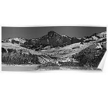 Lake City Colorado Range Poster