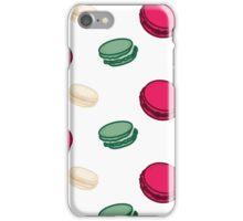 Les Macarons iPhone Case/Skin