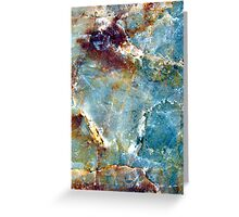 Forever Blue Greeting Card