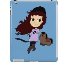 Equestrian iPad Case/Skin