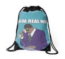 You Da Real MVP - Funny Meme - You're The Real MVP - MVP - Funny Gift Drawstring Bag