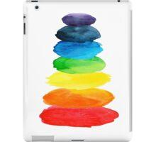 Watercolor  rainbow iPad Case/Skin