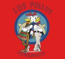 Los Pollos Hermanos or The Chiken Baby Tee