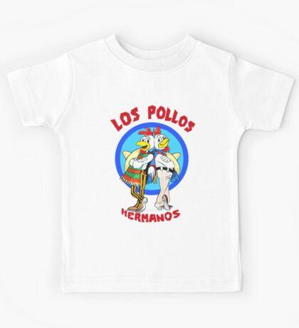 Los Pollos Hermanos or The Chiken Kids Tee