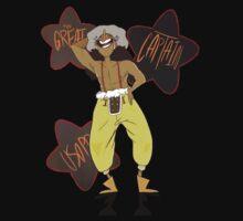 Usopp the Precious Cinnamon Roll One Piece - Short Sleeve