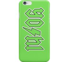 YO/HI (c) iPhone Case/Skin