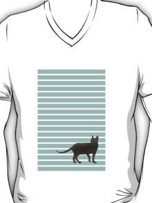 Cat on the Floor T-Shirt