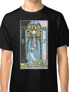 High Priestess Tarot Classic T-Shirt