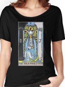 High Priestess Tarot Women's Relaxed Fit T-Shirt