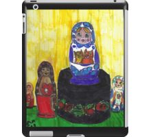 From Russia,With Love.. iPad Case/Skin