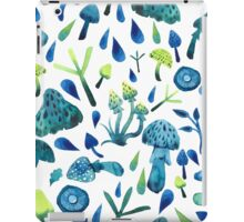 - Mushrooms pattern - iPad Case/Skin