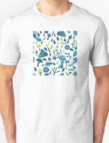 - Mushrooms pattern - T-Shirt