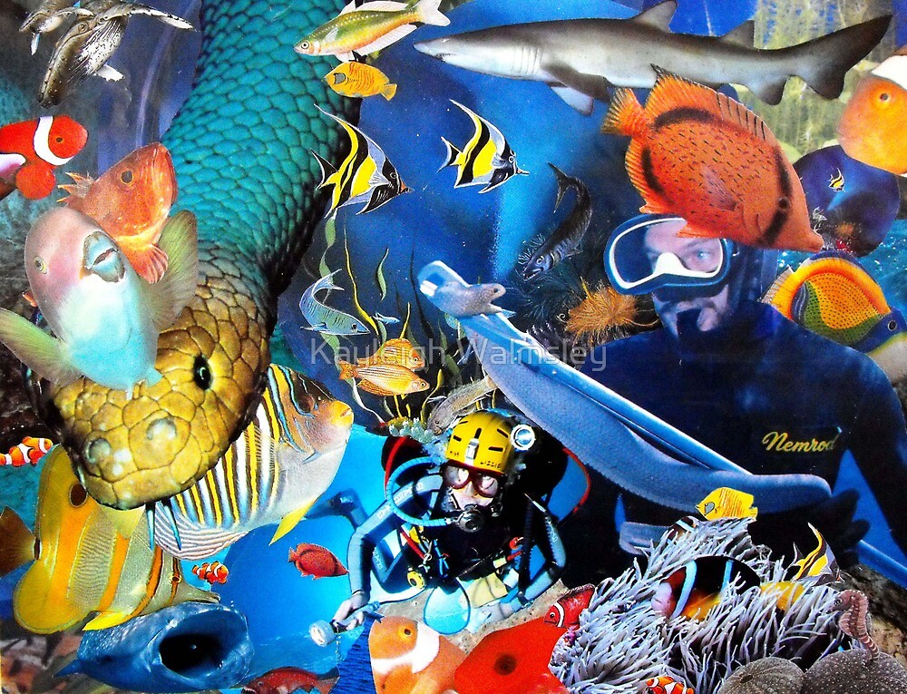 Underwater Excursion by Kayleigh Walmsley