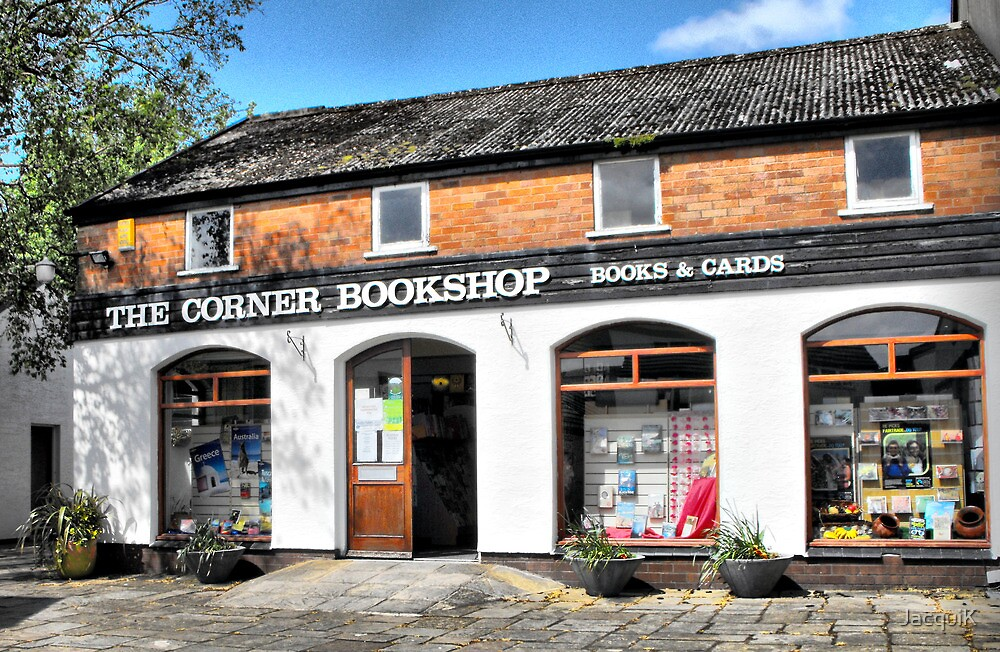 The Corner Book Shop. by JacquiK