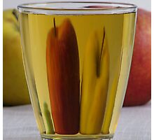 Apple-juice Photographic Print