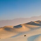 Stovepipe Wells Dunes-3 by Zane Paxton