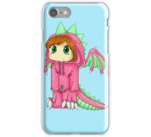 Rawr (Pink Version) iPhone Case/Skin