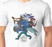 Prismatic Star Cast Unisex T-Shirt
