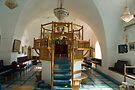The Ari Sephardic Synagogue by Moshe Cohen
