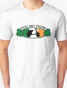 Pog Mo Thoin Scooter Unisex T-Shirt