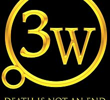 """3W Logo - """"Death is Not an End"""" by Magmata"""