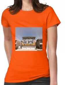 Midtown Gems Womens Fitted T-Shirt