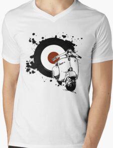 Soul Splatter GS Mens V-Neck T-Shirt