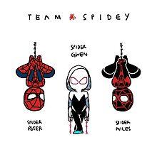 All Spiderman by apitnobaka