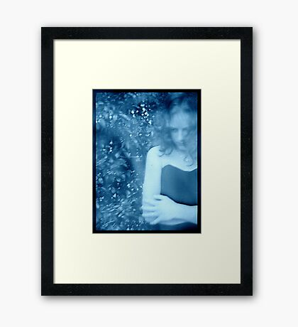 divine II Framed Print