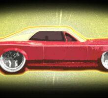 Pontiac GTO Sticker