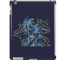 Dinosaurs how do you say design iPad Case/Skin