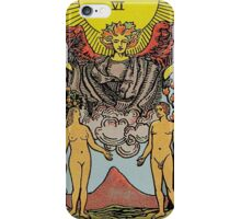 The Lovers Tarot iPhone Case/Skin