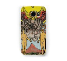 The Lovers Tarot Samsung Galaxy Case/Skin