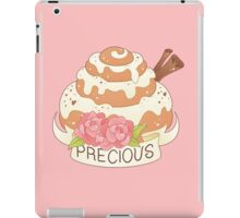 Precious Cinnamon Roll iPad Case/Skin