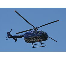 Red Bull Air Race - Helicopter Photographic Print